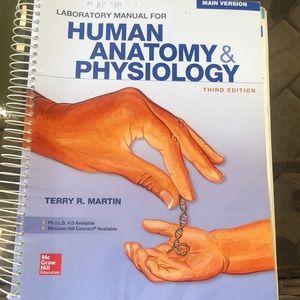 Other - Human Anatomy & Physiology. Laboratory Manual
